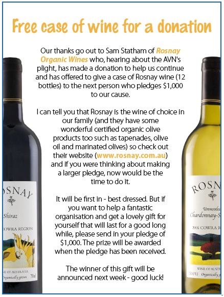 rosnay wines